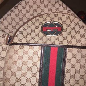 Gucci Bookbag